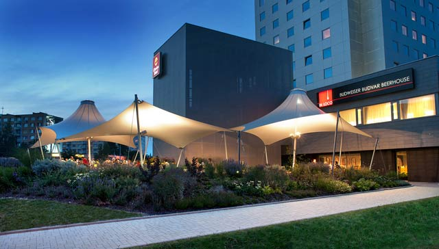 HOTEL CLARION, �ESK� BUD�JOVICE
