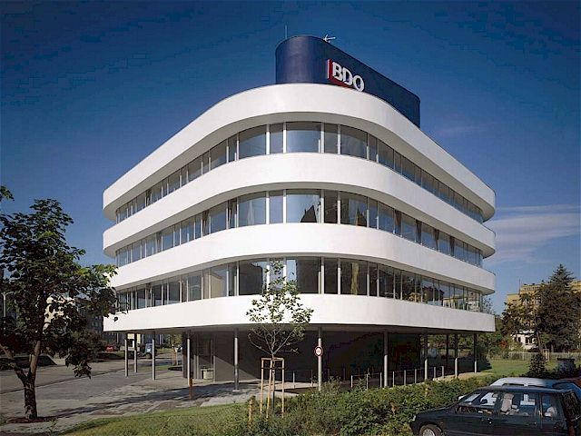 BDO Administration building in Prague
