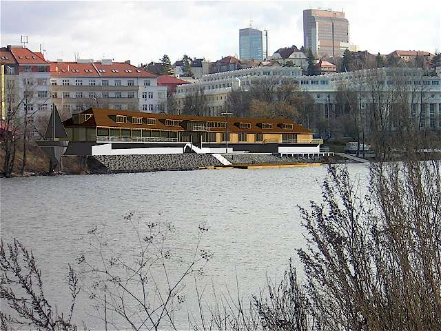 SAILING BOAT CLUB - PRAGUE 4, VYŠEHRAD